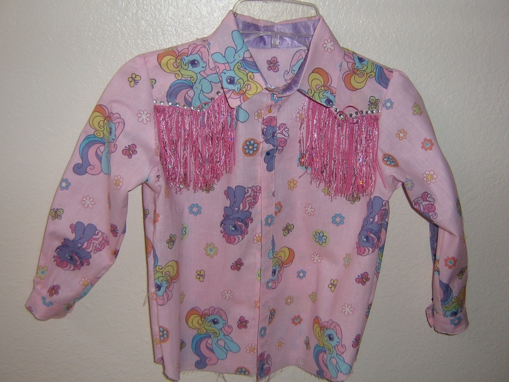 toddlers cowgirl rodeo shirt