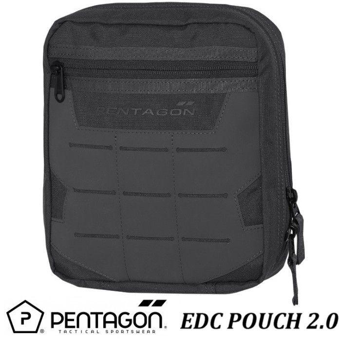 PENTAGON EDC 2.0 Pouch - Black