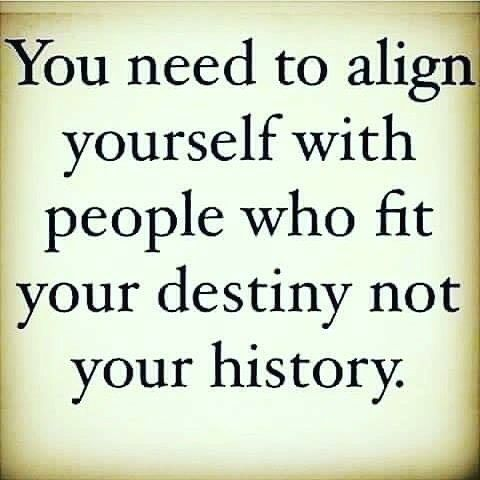This is so true #alignment #align #you #need #needto #yourself #with #withpeople #who #fit #your #yourdestiny #destiny #not #fate #history #past #quotes #quotestoliveby #liveinthemoment #livinginthemoment #mindfulness #awareness #quotestags #quotesgram #quotes❤️ #quotesaboutlife #awarenessquotes #higherawakening #knowthyself #wakeup  #Regram via @art_historylove)