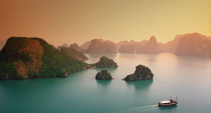 Bing Image Archive: Halong Bay in Quang Ninh province ...