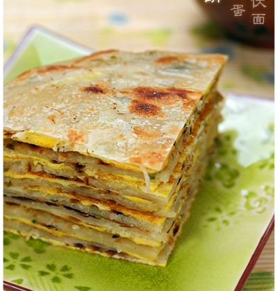 Chinese Scallion Pancakes_Cake Recipe_China Food Menu - best chinese food and chinese recipes