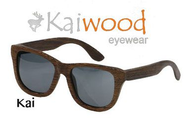 #Kaiwood anteojos de madera