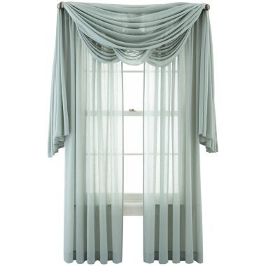Marthawindow Flutter Window Treatments Found At Jcpenney This Look I Have A Very Long