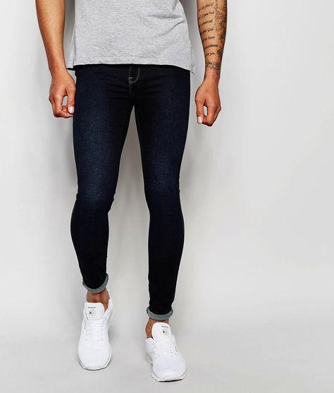 dr denim dixy extreme skinny jeans
