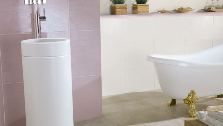 17 mejores ideas sobre ba o de color lila en pinterest - Banos actuales decoracion ...