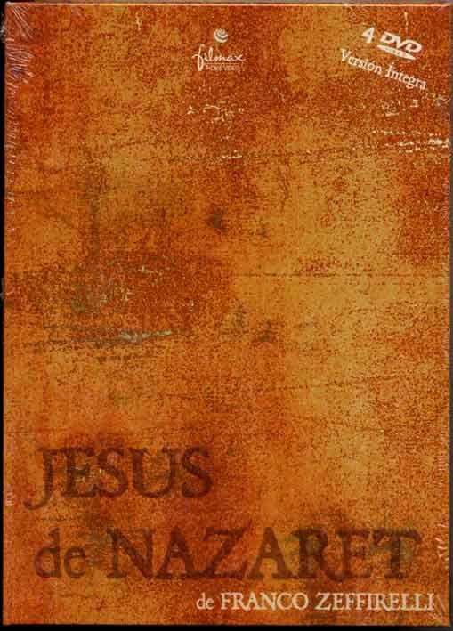 JESUS DE NAZARET 4 DVD'S  http://www.apostoladomariano.com/pelidvd.htm
