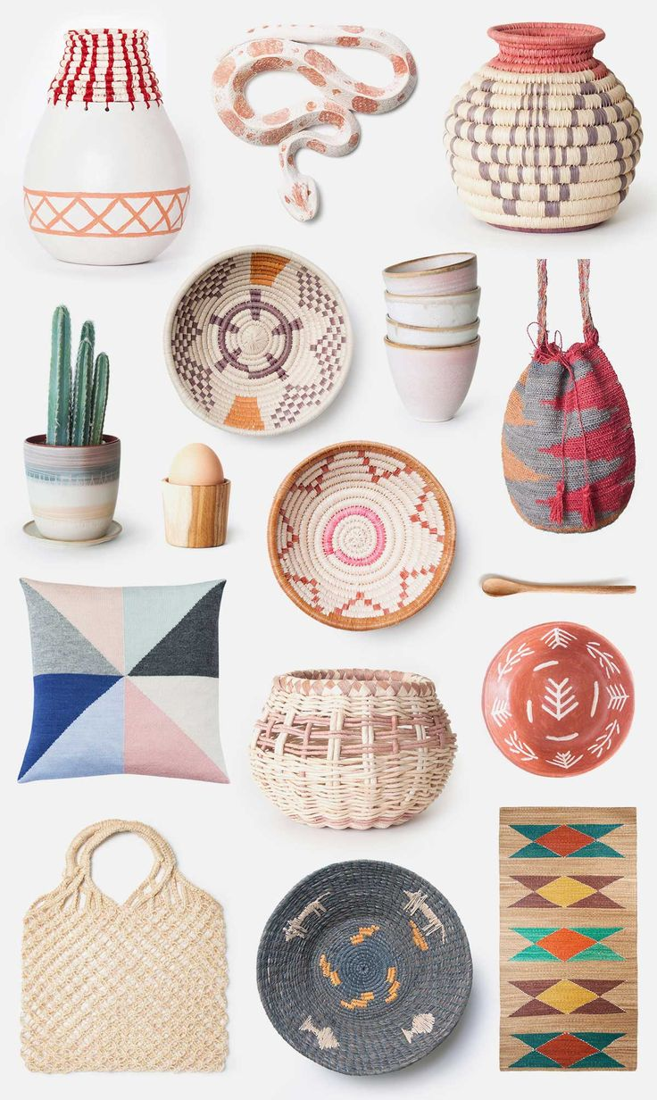 Someware was founded by Giselle Hernandez, a designer living in LA who is originally from Colombia. the online shop features curated items for the home; handcrafted by artisans and designers from around the world – their first collection explores ethnic designs from Colombia and Peru. We're hypnotized by geometric forms and colorful palettes. The curation of items is based …