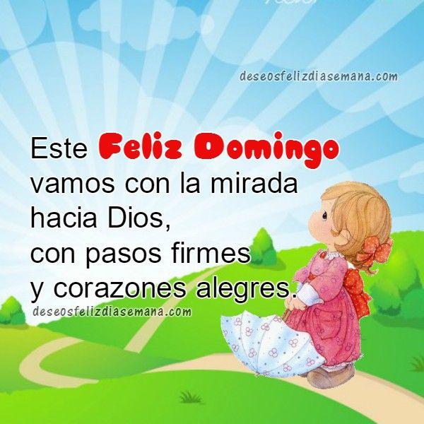 Centro Cristiano para la Familia:  Mensaje con Buen Deseo en este Feliz Domingo  Est...