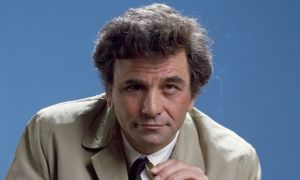 Peter Falk as Columbo