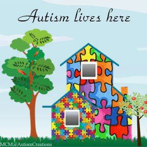 Autism lives here #autism #asd #specialneeds