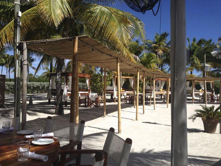 Nikki Beach - Miami Beach - 1 Ocean Drive- Miami Beach- premiere club for day and night parties
