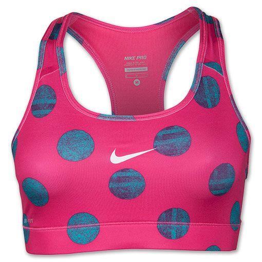 3361f7a24b4b6 Women s Nike Pro Victory Compression Printed Sports Bra -  17.50