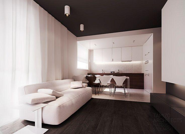 Flat interior design, warsaw | TAMIZO ARCHITECTS