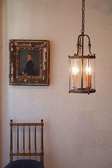 ランタン型ペンダントランプ-lantern pendant lamp