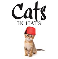 There was never just one cat in a hat. Moody cats in fedoras, fighting cats in Viking helmets, gourmand cats in chef's hats, gangster cats in trilbies, Siamese cats in sombreros, Burmese cats in bonnets, Manx cats in conical hats — our feline friends look great in all kinds of headwear. Cats in Hats is a joyful compendium of some exquisite combinations of felines and headwear.