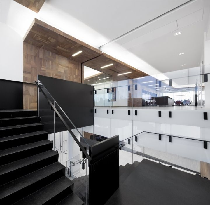 Broccolini Construction Offices by Rubin et Rotman Architectes, Montreal – Canada