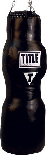 TITLE Grappling Dummy Heavybag, 70 by Title Boxing. $119.99. The ultimate 2-in-1 training bag for every gym! Combines the versatility of a professional grappling dummy with the addition of a life-like body target heavy bag to take your training to the next level. Nylon hanging straps tuck securely into individual D-ring pockets on top of bag with the aid of hook-and-loop attachments. Hang bag from the ceiling with the chain and swivel included and work out on the most...