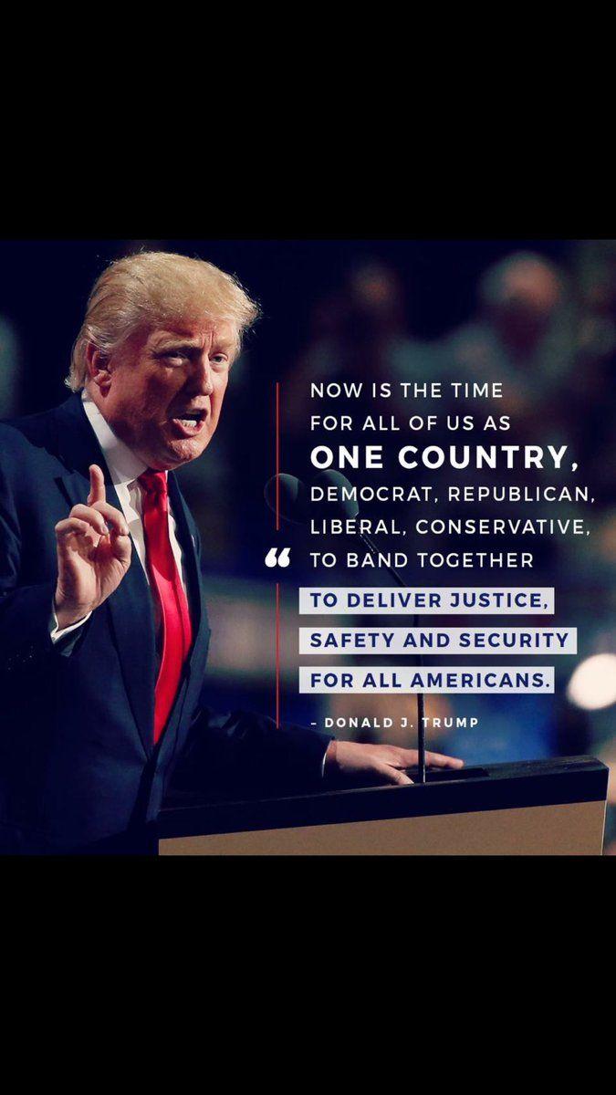 AMERICANS - Democrats, Republicans, Liberals, Conservatives - We are ALL Americans!  Vote FOR America...VOTE TRUMP!