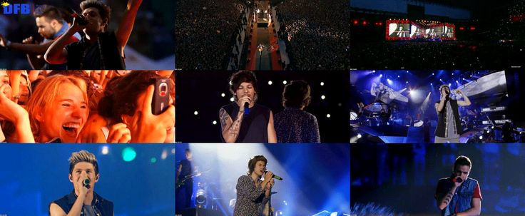 One Direction: Where We Are – The Concert Film (2014) BluRay 720p 700MB + Subtitles | Dunia Film Baru