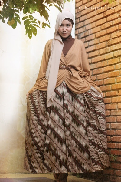 Batik and Hijab