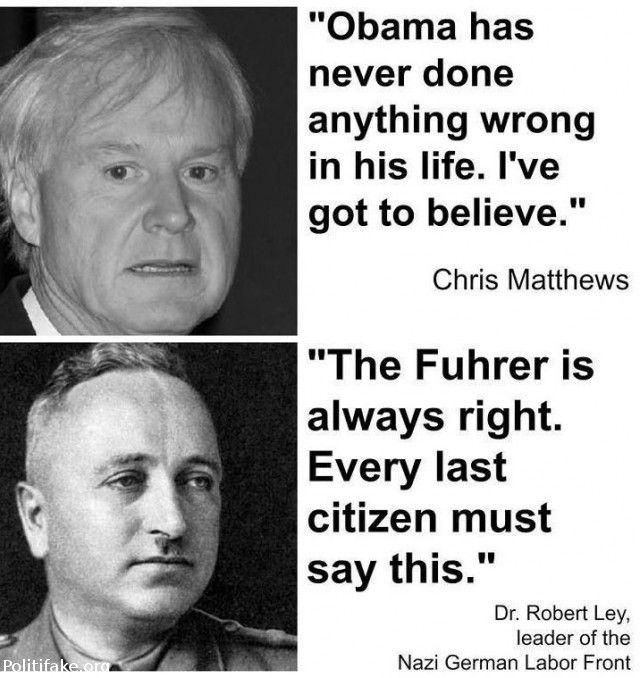 History repeats...