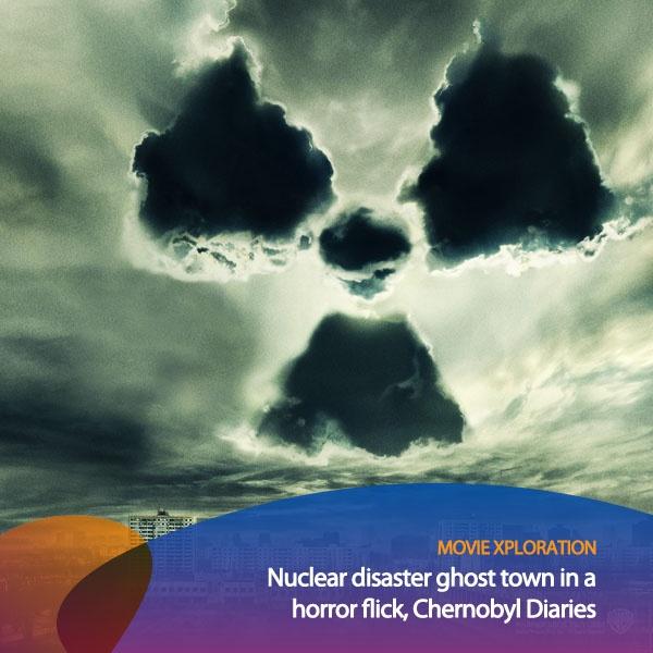 Siapa yang tahu peristiwa kebocoran nuklir di kota Chernobyl, Ukraina? Kota tersebut semenjak kejadian itu menjadi kota mati. Peristiwa ini menginspirasi untuk dijadikan film horror yang sepertinya seru untuk ditonton! Check out Chernobyl Diaries!    Liat juga yuk trailernya pake Hot Rod 3G+ kamu di: http://www.youtube.com/watch?v=ygmVZaYgbn8