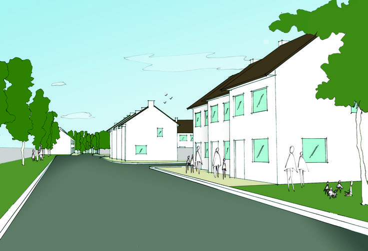 Amber Valley Borough Council, Heanor Town Centre redevelopment - Dan Smith Design