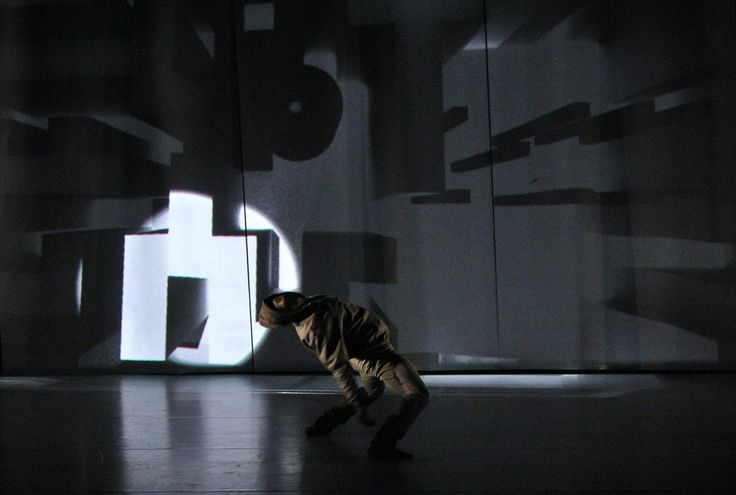 Laterna magika: Cube Foto: Hana Smejkalová