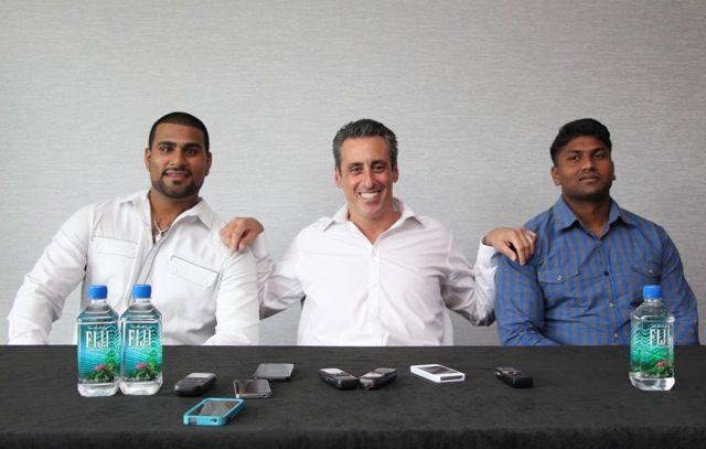 My interview with the REAL J.B. Bernstein, Rinku Singh, and Dinesh Patel #MillionDollarArmEvent