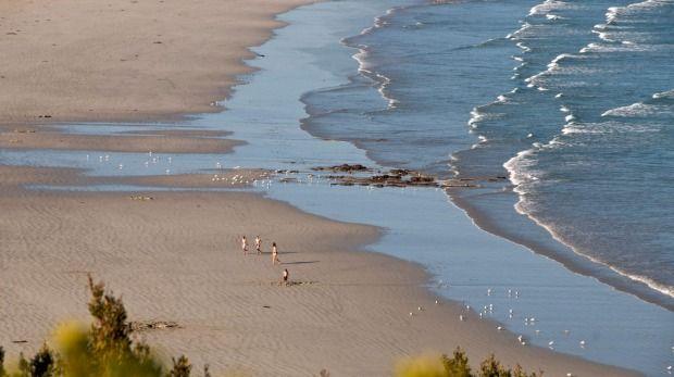 Bridgewater Beach, Cape Bridgewater near Portland, Victoria. Photo: Alamy