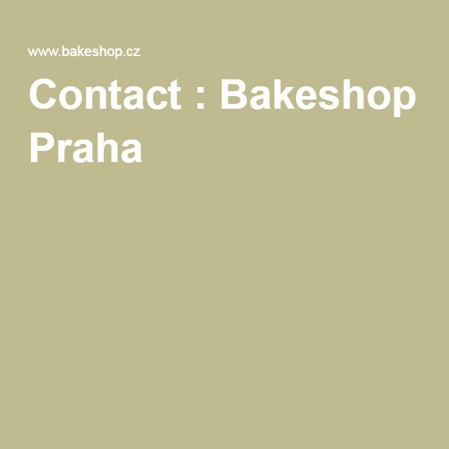 Bakeshop  - Praha 1, starts from 7am