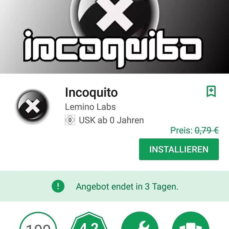 [APP] Incoquito for free im Playstore für 3 Tagen!  http://ift.tt/2znQdLy  Mein Blog: http://ift.tt/2igY1oL  #android #androidonly #google #photography #instapic #googleandroid #droid #instandroid #instaandroid #instadroid #instagood #ics #samsung #samsunggalaxys7 #samsunggalaxyedge #samsunggalaxy #phone #smartphone #mobile #androidography #androidographer #androidinstagram #androidnesia #androidcommunity #teamdroid #teamandroid