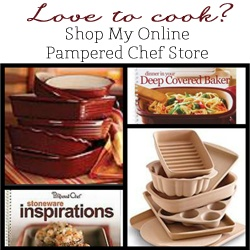 Online Pampered Chef Store