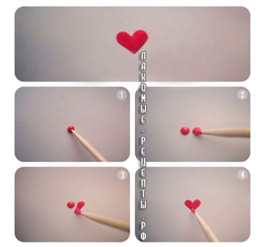heart manicure tutorial 11