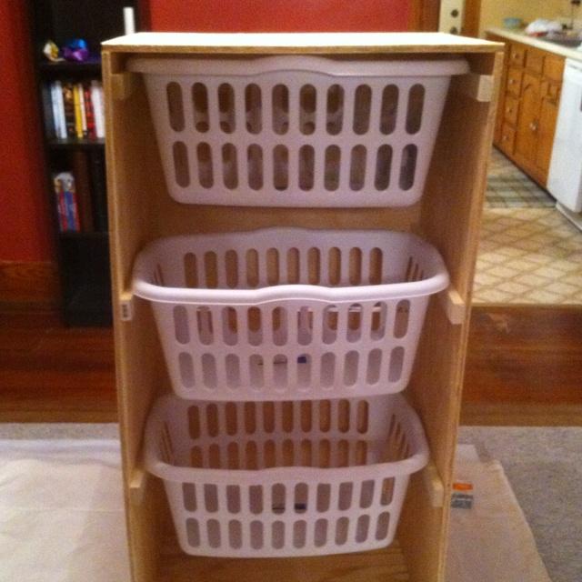 17 Best Ideas About Laundry Basket Holder On Pinterest