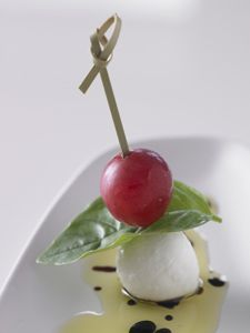 images about Amuse Bouche Recipes Caprese