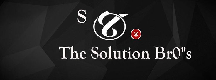"""Welcome TO The Solution Br0""""s our page on pintrest we are the place for you to chack out the most innovations, coolest gadgets and new patents, products, services online """"seen on"""" tv, best-selling and much much more stuff that makes our lifes much more great' so way paying big money or spending your time if you can get the same results with chip and the most wanted solutions worldwide.  if you like our page come along and make us your friend"""