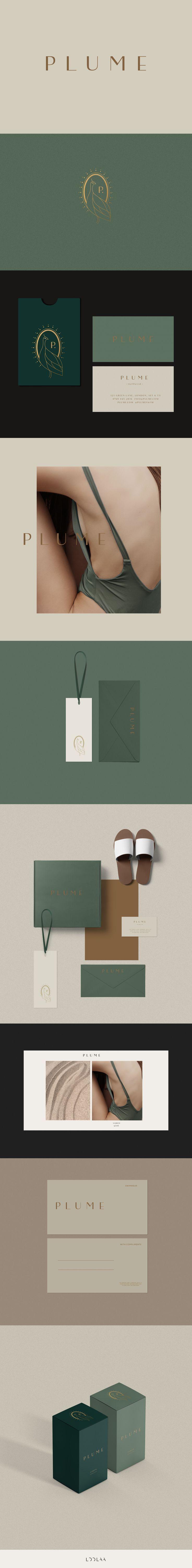 Plume de Loolaa Designs | paquete de diseño de marca | diseño de identidad empresarial | Pensilvania…   – Häuser