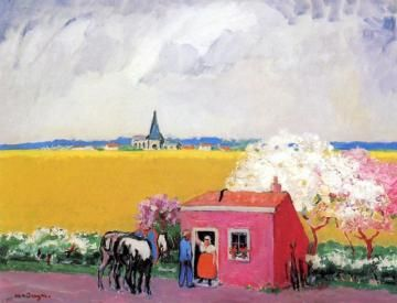 The Little Church/Kees Van Dongen