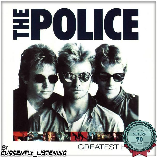 The Police : Greatest Hits (1992) amzn.to/2dQMf6u #thepolice #greatesthits #bestof #sting