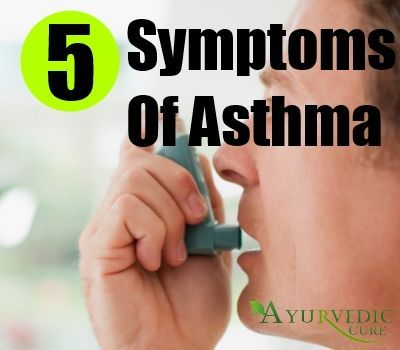 What Are Some Symptoms Of Asthma