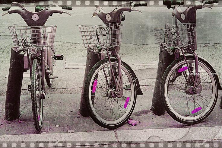 bikes in pari