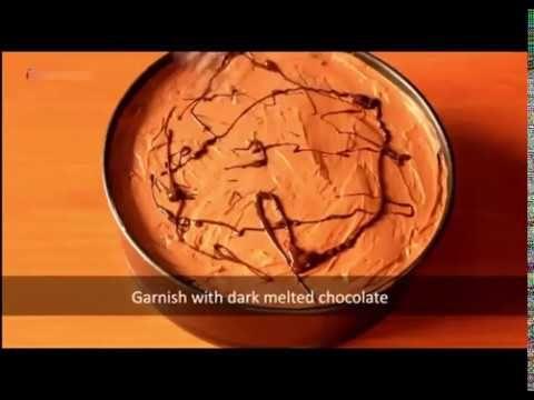 "How ""No bake cake"" prepare at home for kids   Healthy homemade chocolate cake recipe – Hindi"