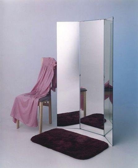 Exceptional Full Length Tri Fold Mirror