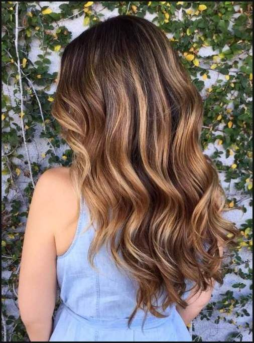 41 Balayage Frisuren – Balayage Haar Farbe Ideen Mit Blond Braun