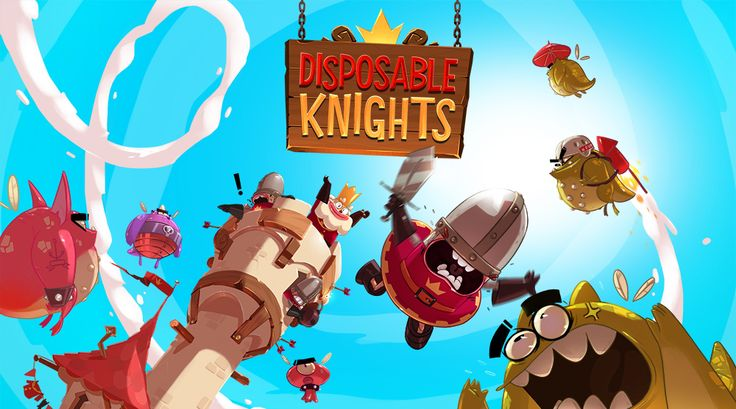 Disposable Knights