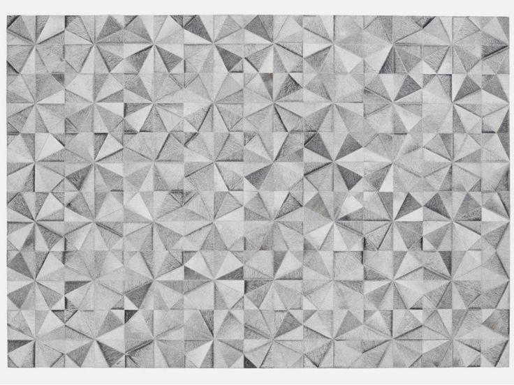 Dywan Jasmine Szary 170x240 cm — Dywany Linie Design — sfmeble.pl