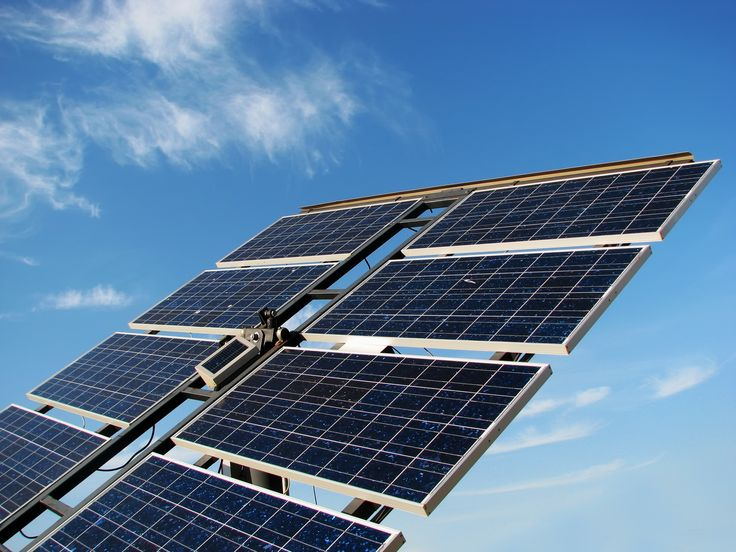 Stand-Alone Solar Powered Devices.