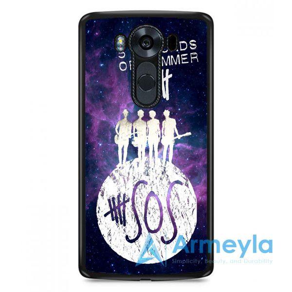 5 Seconds Of Summer Collage (5Sos) LG V20 Case | armeyla.com