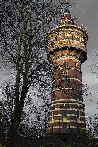 Watertoren, Nieuwe Plantsoen, Deventer